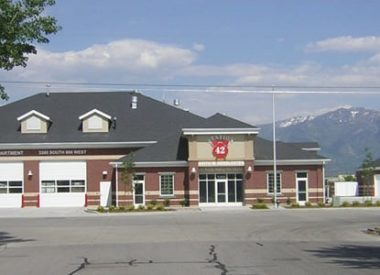 South Salt Lake City Fire Station #42